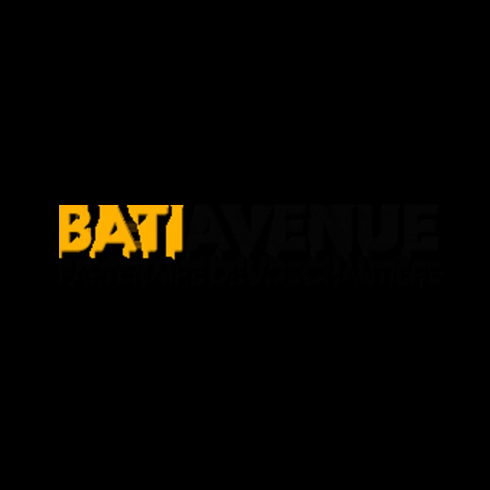 Logo PNG détouré Batiavenue