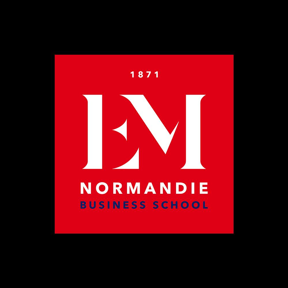Logo PNG détouré EM Normandie