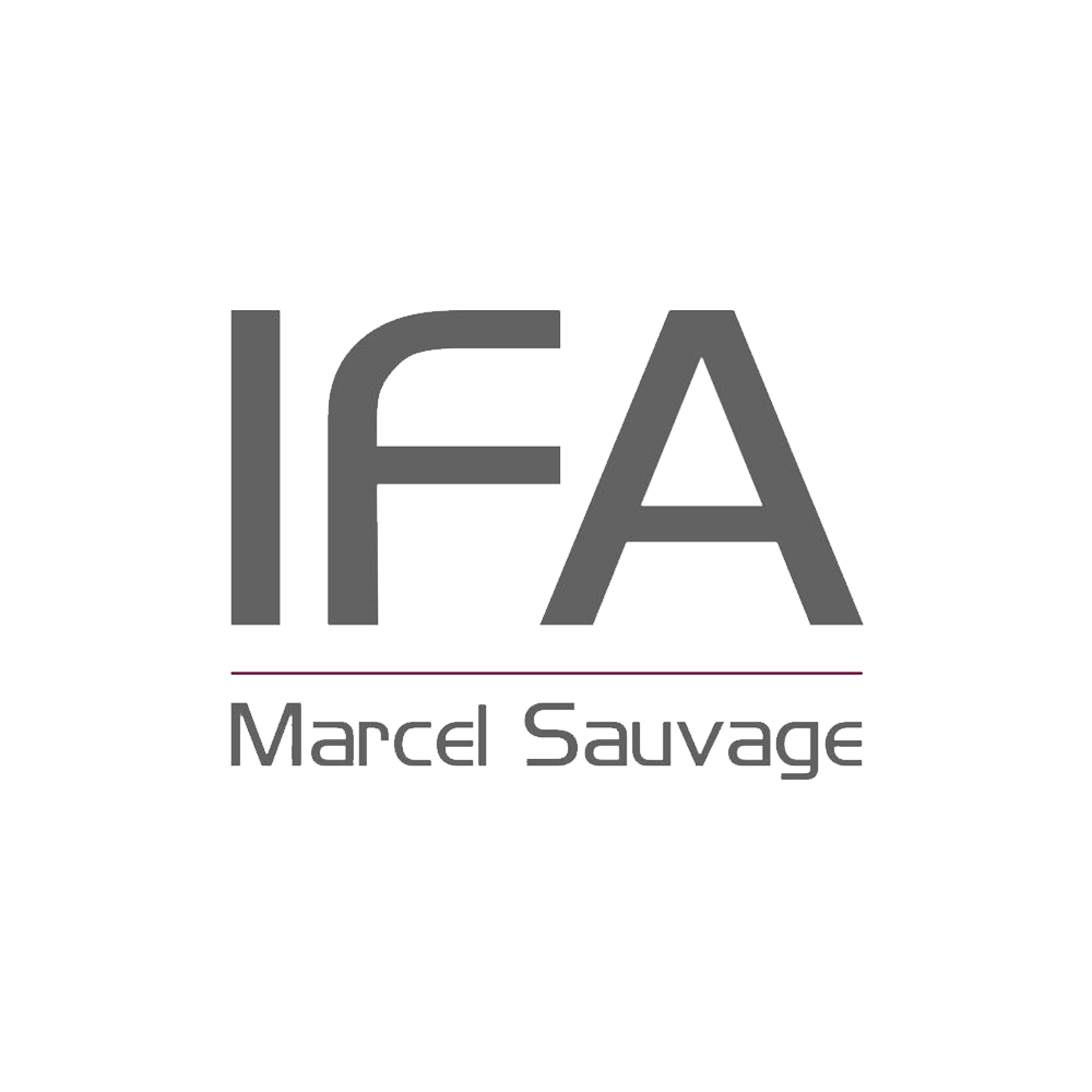 Logo PNG détouré IFA Marcel Sauvage