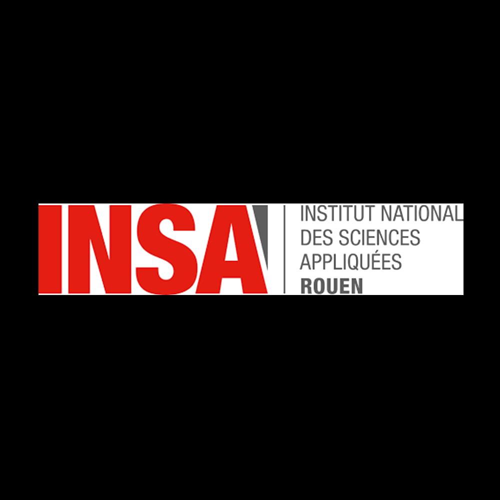 Logo PNG détouré INSA Rouen