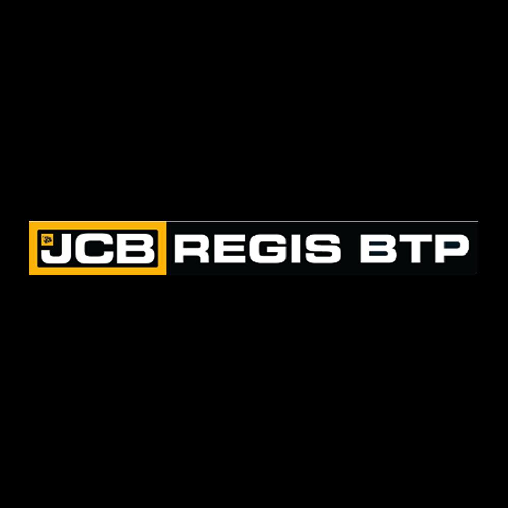 Logo PNG détouré JCB Regis BTP