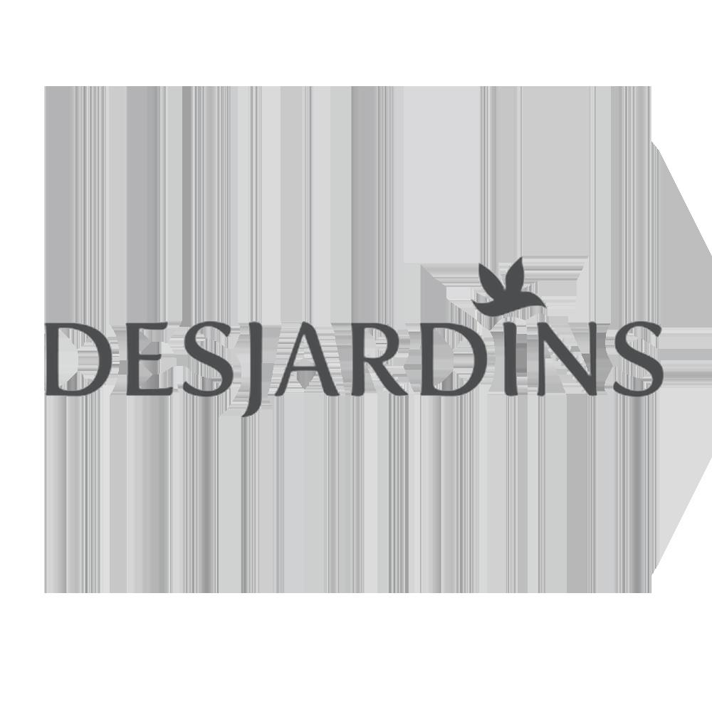 Logo PNG détouré Jardinerie Desjardins