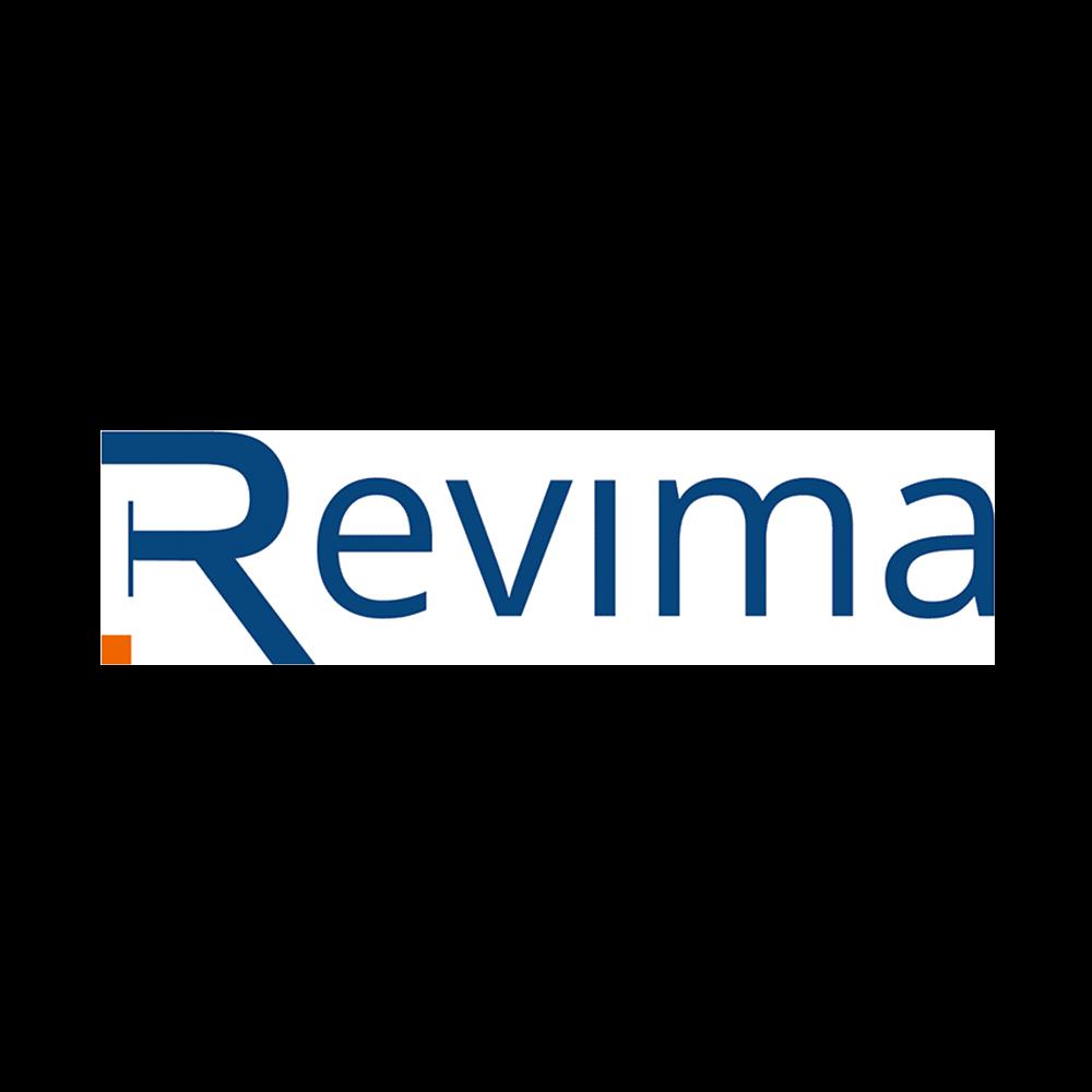 Logo PNG détouré REVIMA