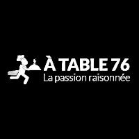 Logo PNG détouré A-table 76