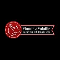 Logo PNG détouré Viande et Volaille